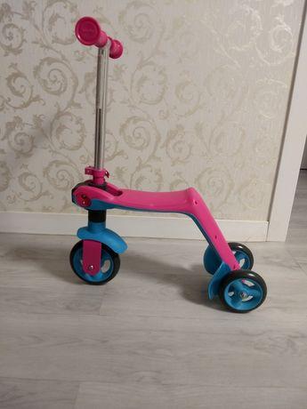 Продам новый велобег- самокат трансформер