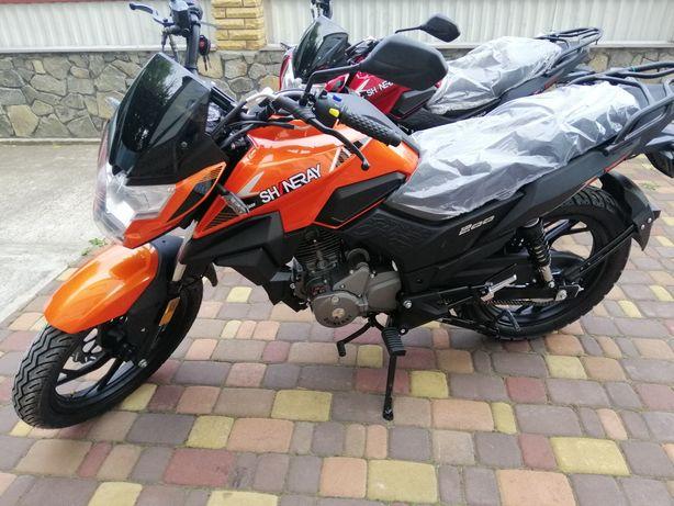 New 2020. Акція. Мотоцикл Shineray DS 200