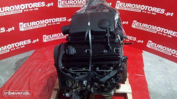 Motor Completo Volkswagen Polo 1.9D [ AEF ]