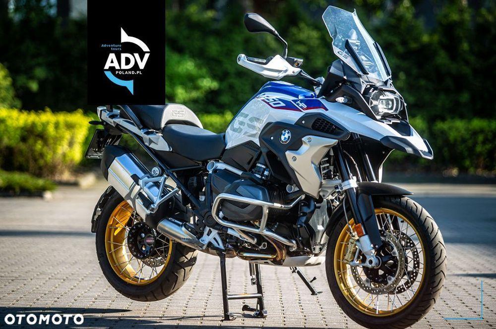 BMW R 1250GS HP Gwarancja FV VAT23% Katowice - image 1