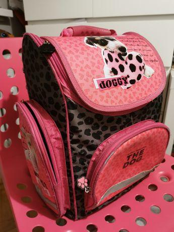 Plecak The dog dla dziewczynki