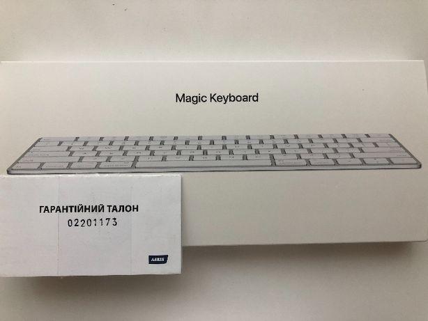Беспроводная клавиатура Apple Wireless Magic Keyboard новая