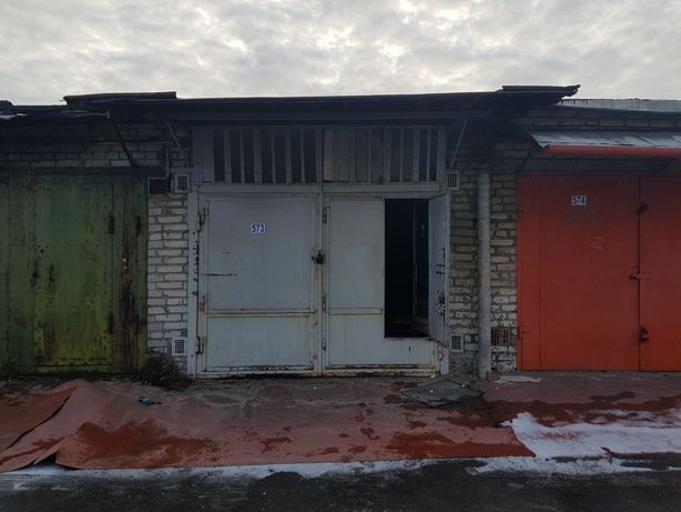 Продам гараж цегляний, вул. Єрошенка
