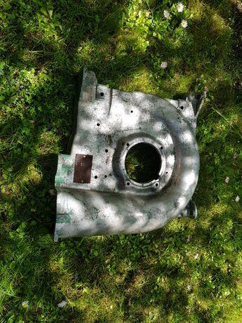 Aluminiowy korpus kosiarki