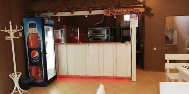 Odstąpię działającą pizzerię w Łodzi na Retkini