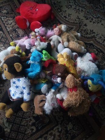 Zabawki maskotki pluszaki koniki