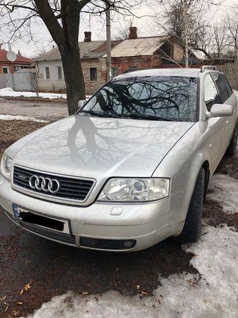 Audi A6 guattro