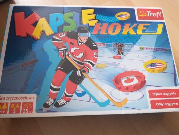 Gra Kapsle Hokej
