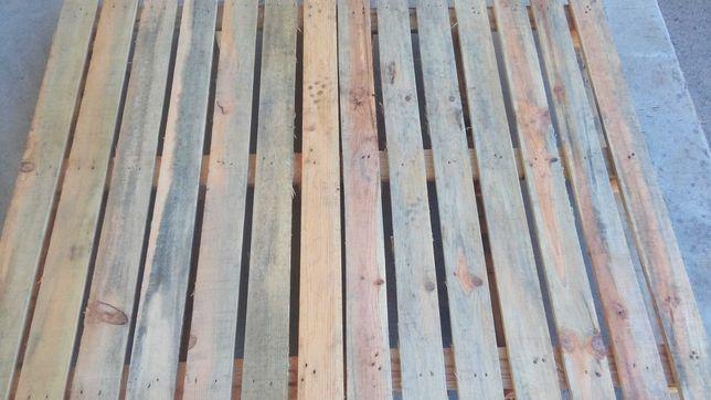 Paletes de Madeira Usadas, Semi Novas e Novas