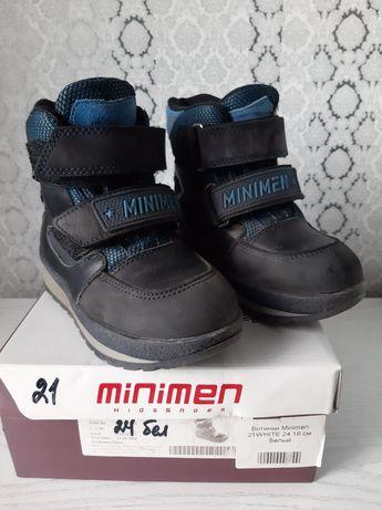 Зимние ботинки сапоги Minimen Турция 24