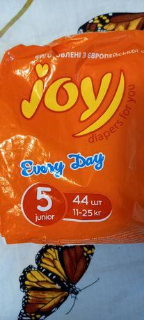 Памперсы Joy 5 (11-25 кг)