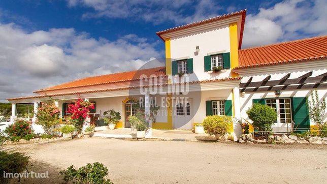 Quinta T6 + Picadeiro + Barragem + Vista Panorâmica - Azambuja