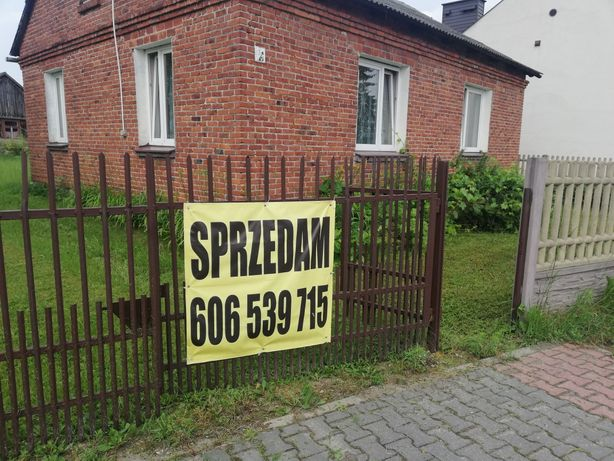 Sprzedam dom plus ziemia rolna