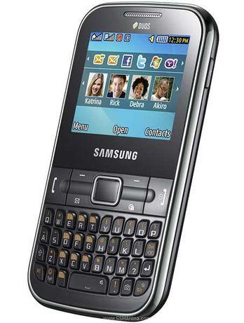 Samsung Chat 322 Dual