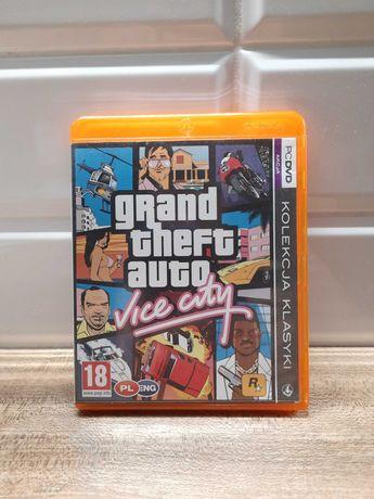 Gra Grand Theft Auto Vice City PL na PC