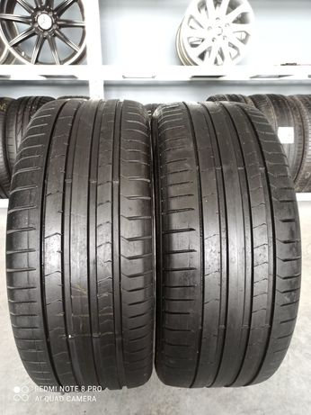 Шини Літо 255/40 R21 102V Pirelli Pzero