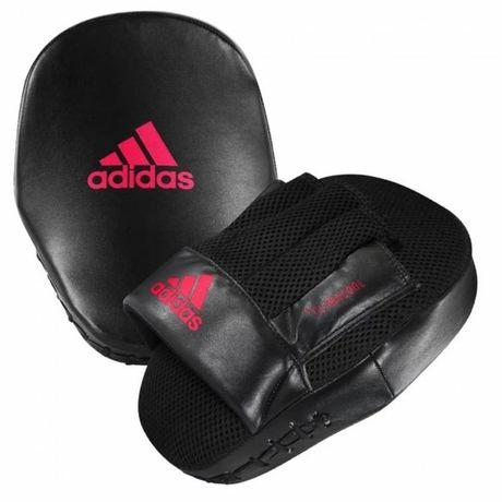 Боксерские лапы Adidas Speed Coach Mitts (ADISBAC014) Black/Red