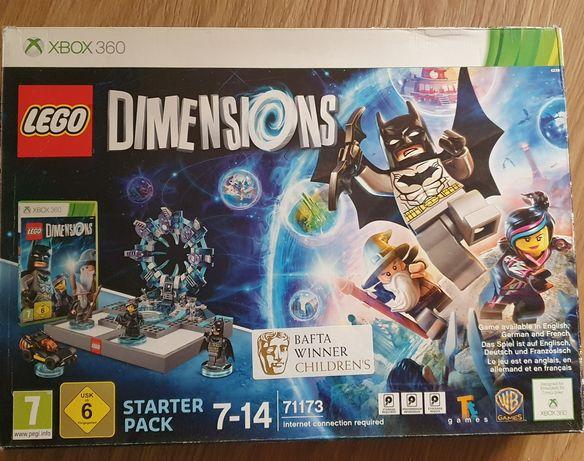 gra xbox 360 dimensions