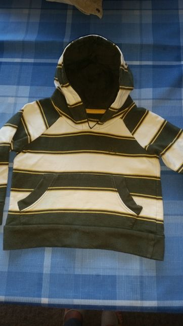 bluza dziecięca z kapturem_90 cm_DUNNES