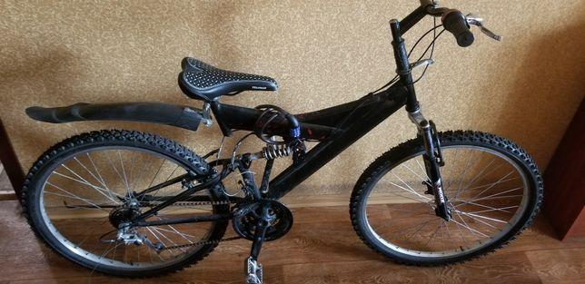 Горный спортивный велосипед