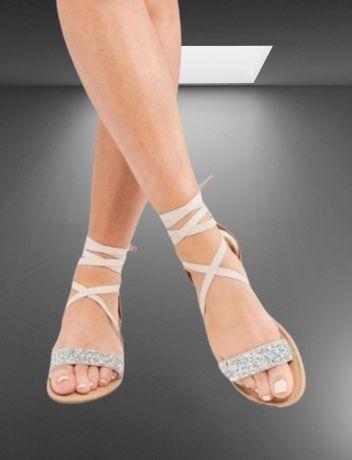 Sandałki wiązane ASOS rozmiar 38 Nowe tylko 30zl