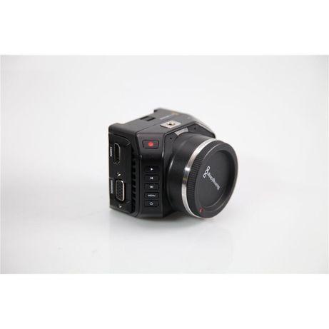 Blackmagic Micro Cinema Camera + Acessórios