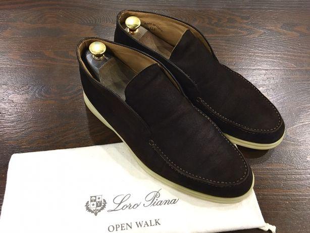 Loro Piana open walk