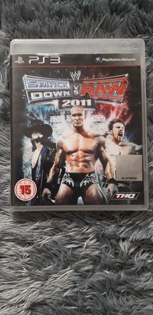 WWE smack down vs raw 2011 ps3