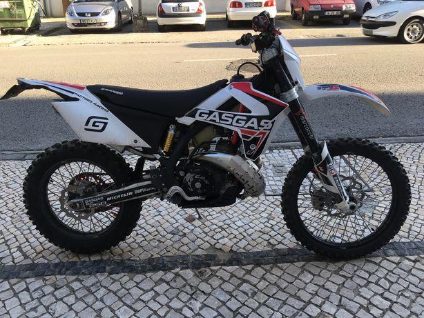 GasGas ec250 Matrículada