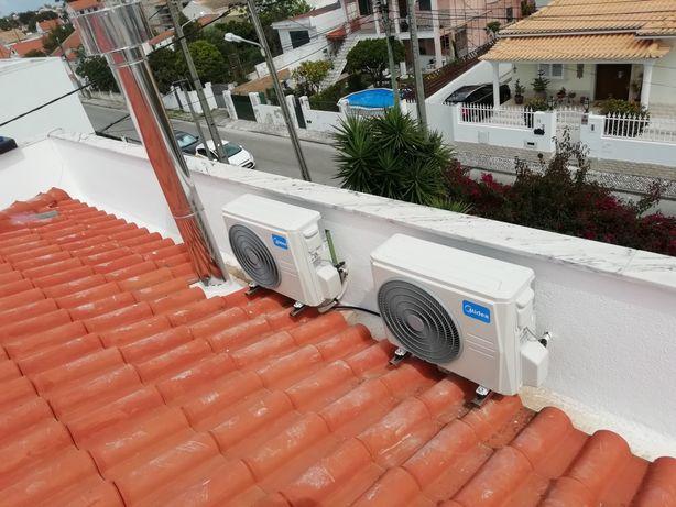Ar condicionado instalador e fornecendor