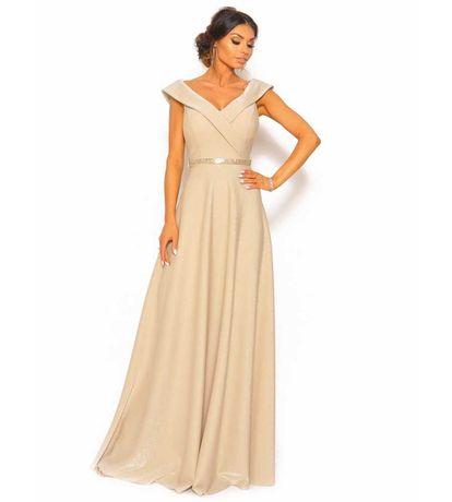 Sukienka dluga, studniowka, ślub, sylwester , ślub cywilny