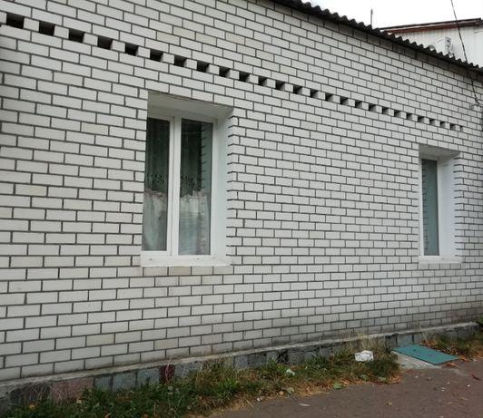 Продам часть дома. Фасад. ЦЕНТР