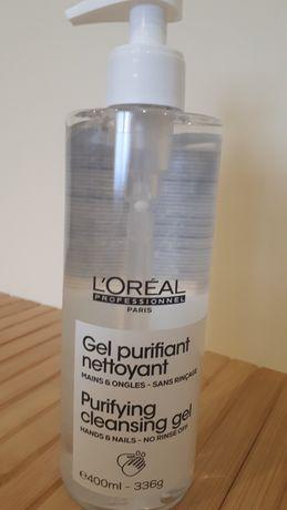 L'oreal żel do higieny i sterylizacji rąk 400 ml