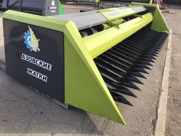 ЖСН-6 Жатка для уборки подсолнечника безрядковая ДОСТАВКА