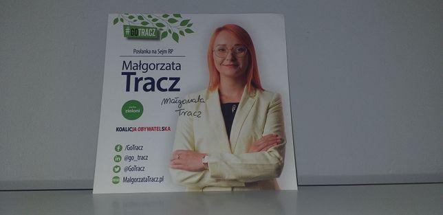 Autograf - Małgorzata Tracz