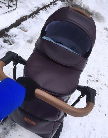 Продам  коляску Bair leo 2в1