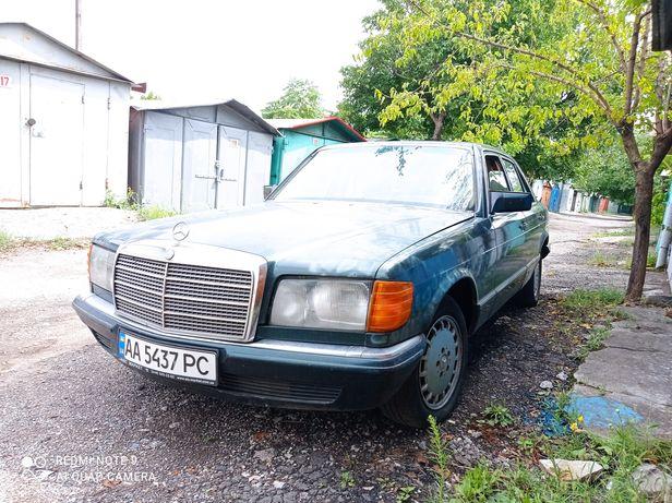 Mercedes Benz w 126