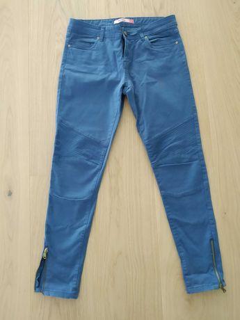 Spodnie niebieskie 38