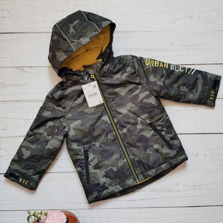 Куртка демисезонная новая C&A Palomino р. 92 2 года на весну демісезон