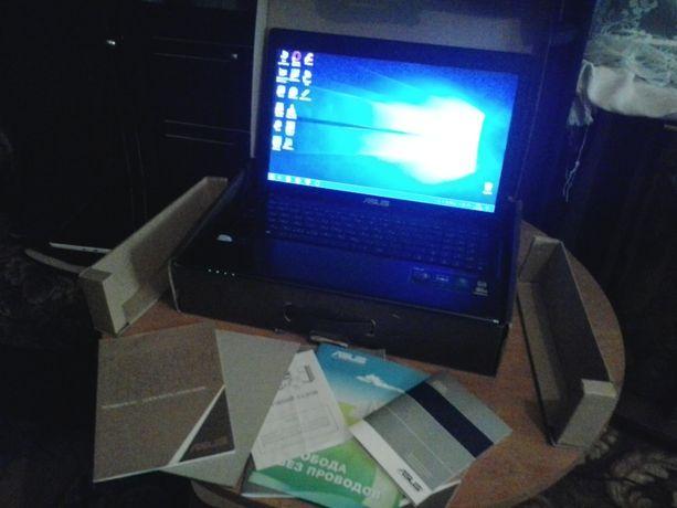 Продам Ноутбук Asus X55VD-берег как зеницу ока.