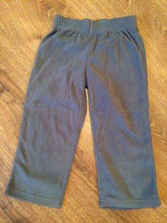 флисовые штанишки Carters 18м - 24м