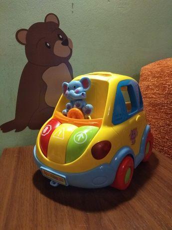 Автошка сортер для малюків