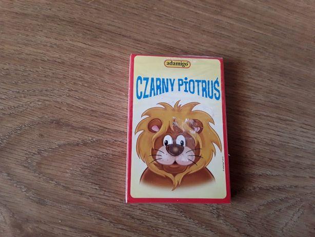 Karty do gry Piotruś