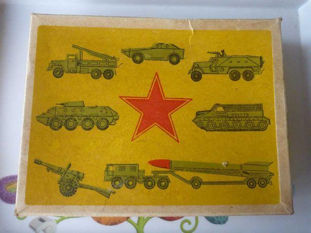 """Продам оригинальный набор детских литых игрушек """"Военная техника"""""""