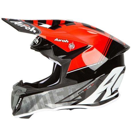 Capacete AIROH TWIST 2.0 enduro motocross ktm sherco husqvarna gas 300
