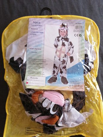 Fato Carnaval Vaca