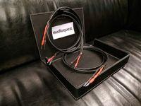AudioQuest Rocket 11 kable głośnikowe konfekcja Trans Audio Hi-Fi