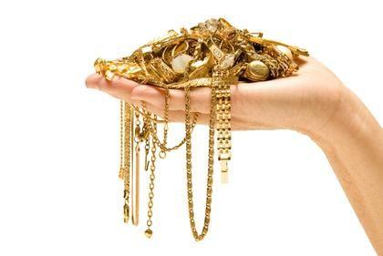 Sprzedam złom złota i wyroby ze złota próba 585 150zł za gram
