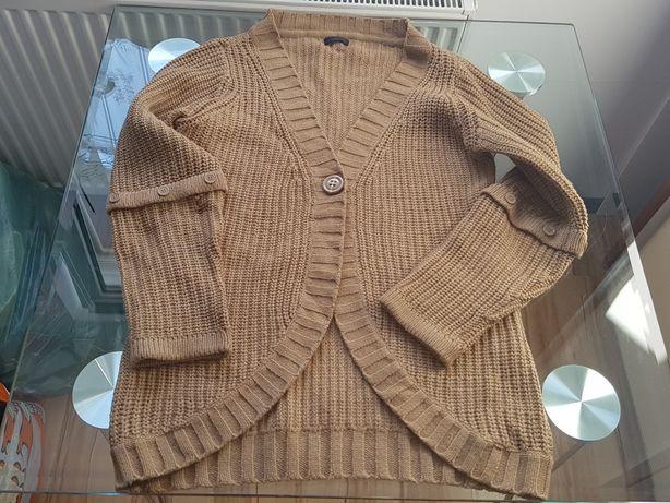 Wełniany sweter Vero Moda rozm. L