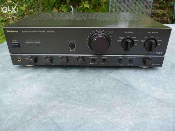 Technics SU-VX500 Stereo Integrated Amplifier (SU-VX500)